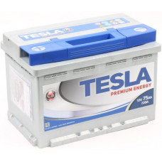 Аккумулятор TESLA PREMIUM ENERGY 75 Ач, 720 А, прямая полярность ²