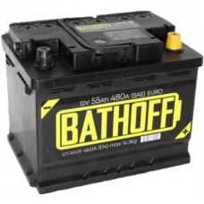 Аккумулятор BATHOFF BATHOFF 55 Ач, 480 А, обратная полярность ¹