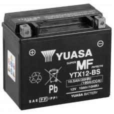 Аккумулятор GS YUASA  12В 10 Ач, 180 А (YTX12-BS), прямая полярность ⁶