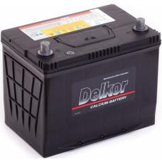 Аккумулятор DELKOR Asia  75 Ач, 600 А (80D26R), прямая полярность ²