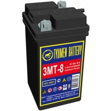 Аккумулятор TYUMEN BATTERY (ТЮМЕНЬ) МТ 12В 8 Ач, 45 А (3МТ-8), сухо-заряженный, болтовые клеммы ¹