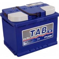 Аккумулятор TAB Polar 60 Ач, 600 А (56008), обратная полярность ²