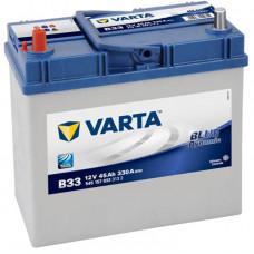 Аккумулятор VARTA Asia Blue Dynamic 45 Ач, 330 А (B33), прямая полярность, тонкие клеммы ¹