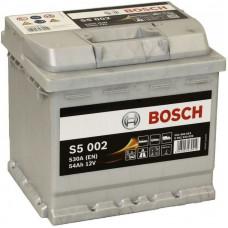 Аккумулятор BOSCH S5 54 Ач, 530 А, обратная полярность ²