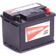 Аккумулятор HANKOOK  55 Ач, 480 А (55559), обратная полярность ²