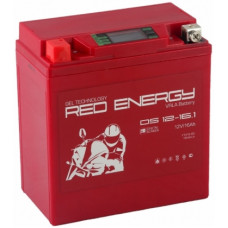 Аккумулятор RED ENERGY DS 12В 16 Ач, 235 А (DS 1216.1), прямая полярность ⁶