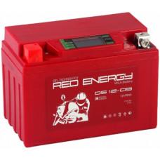 Аккумулятор RED ENERGY DS 12В 9 Ач, 140 А (DS 1209), прямая полярность ⁶