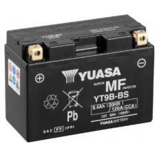 Аккумулятор GS YUASA  12В 8 Ач, 115 А (YT9B-BS, 9B4), прямая полярность ⁶