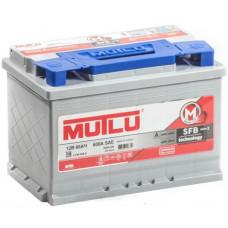 Аккумулятор MUTLU SFB M2 60 Ач, 510 А, обратная полярность ²