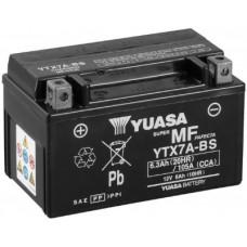 Аккумулятор GS YUASA  12В 6 Ач, 105 А (YTX7A-BS), прямая полярность ⁶
