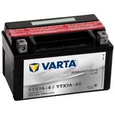 Аккумулятор VARTA POWERSPORTS 12В 6 Ач, 105 А (506015005) AGM, прямая полярность ²