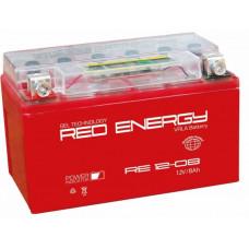 Аккумулятор RED ENERGY RE 12В 8 Ач, 115 А (RE 1208) GEL ⁶