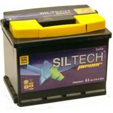 Аккумулятор SILTECH  61 Ач, 570 А, обратная полярность ¹