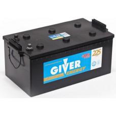 Аккумулятор GIVER ENERGY 225 Ач, 1500 А, европейская полярность, конусные клеммы ²
