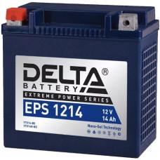 Аккумулятор DELTA EPS 12В 14 Ач, 220 А (EPS 1214) NANO-GEL ⁶