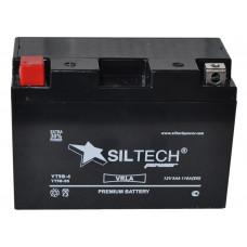 Аккумулятор SILTECH VRLA 12В 9 Ач, 110 А (YT9B-BS), прямая полярность ¹