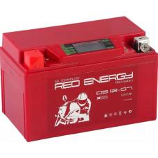 Аккумулятор RED ENERGY DS 12В 7 Ач, 110 А (DS 1207), прямая полярность ⁶