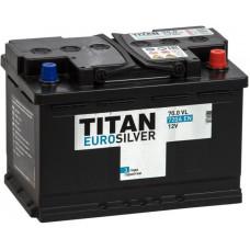 Аккумулятор TITAN EURO SILVER 70 Ач, 720 А, обратная полярность ⁵