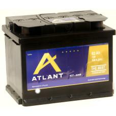 Аккумулятор ATLANT  62 Ач, 530 А, обратная полярность ¹