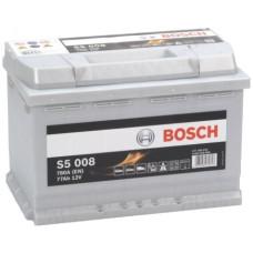 Аккумулятор BOSCH S5 77 Ач, 780 А, обратная полярность ²