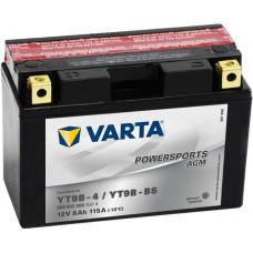 Аккумулятор VARTA POWERSPORTS 12В 8 Ач, 115 А (509902008) AGM ²