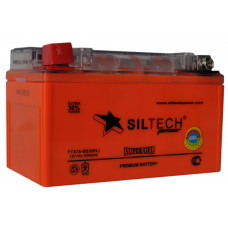 Аккумулятор SILTECH GEL 12В 7 Ач, 100 А (YTX7A-BS) GEL, прямая полярность ¹