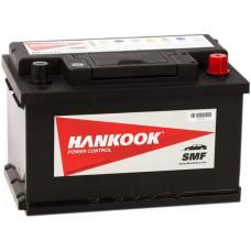 Аккумулятор HANKOOK  72 Ач, 640 А (57113), низкий, обратная полярность ²