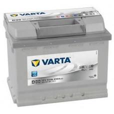 Аккумулятор VARTA Silver Dynamic 63 Ач, 610 А (D39), прямая полярность ²