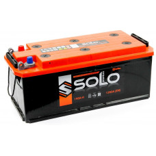 Аккумулятор SOLO PREMIUM TT  190 Ач, 1350 А, европейская полярность, униклеммы ²