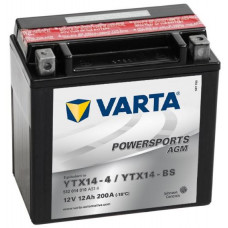 Аккумулятор VARTA POWERSPORTS 12В 12 Ач, 200 А (512014010) AGM ²