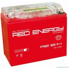 Аккумулятор RED ENERGY RE 12В 14 Ач, 205 А (RE 1214) GEL ⁶