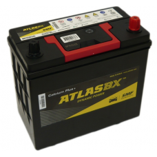 Аккумулятор ATLAS Asia AX 52 Ач, 480 А (SMF65B24R), прямая полярность, АКЦИЯ ¹