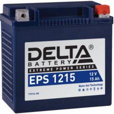 Аккумулятор DELTA EPS 12В 15 Ач, 220 А (EPS 1215) NANO-GEL ⁶