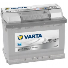 Аккумулятор VARTA Silver Dynamic 63 Ач, 610 А (D15), обратная полярность ²
