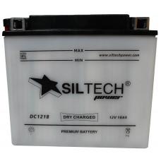 Аккумулятор SILTECH DC 12В 18 Ач, 220 А (YB18L-A), обратная полярность, сухо-заряженный, с электролитом ¹