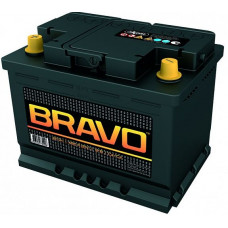 Аккумулятор BRAVO  60 Ач, 480 А, обратная полярность ⁵