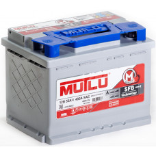 Аккумулятор MUTLU SFB M1 55 Ач, 450 А, обратная полярность ²