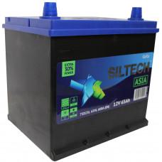 Аккумулятор SILTECH Asia  65 Ач, 600 А, обратная полярность, нижний борт ¹