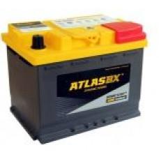 Аккумулятор ATLAS BX 60 Ач, 680 А (SA 56020) AGM, обратная полярность, АКЦИЯ ¹