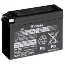 Аккумулятор GS YUASA  12В 2 Ач, 40 А (YT4B-BS), обратная полярность ⁶