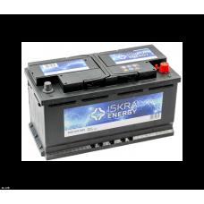 Аккумулятор ISKRA ENERGY  100 Ач, 830 А (600402083), обратная полярность ²
