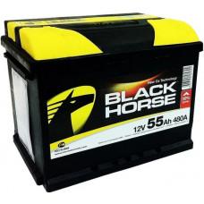 Аккумулятор BLACK HORSE  55 Ач, 510 А, прямая полярность ²
