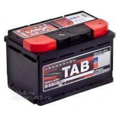 Аккумулятор TAB Magic 70 Ач, 700 А (57510), низкий, обратная полярность ²