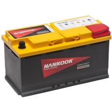 Аккумулятор HANKOOK Plus 95 Ач, 850 А (SA 59520) AGM, Start-Stop, обратная полярность ²
