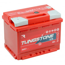 Аккумулятор TUNGSTONE  62 Ач, 620 А EFB, прямая полярность ²