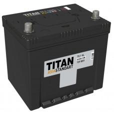 Аккумулятор TITAN Asia Standart 72 Ач, 640 А, обратная полярность, нижний борт ⁵