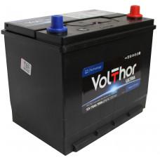 Аккумулятор VOLTHOR Asia Ultra 70 Ач, 700 А, обратная полярность, нижний борт ¹