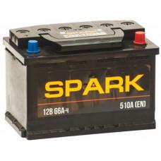 Аккумулятор SPARK  66 Ач, 510 А, обратная полярность ²