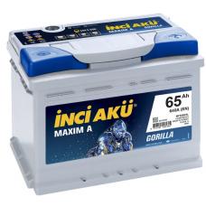 Аккумулятор INCI AKU MAXIMA 65 Ач, 640 А, обратная полярность ¹