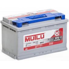 Аккумулятор MUTLU SERIE 2 80 Ач, 620 А (LB4.80.062.A), низкий, обратная полярность ¹